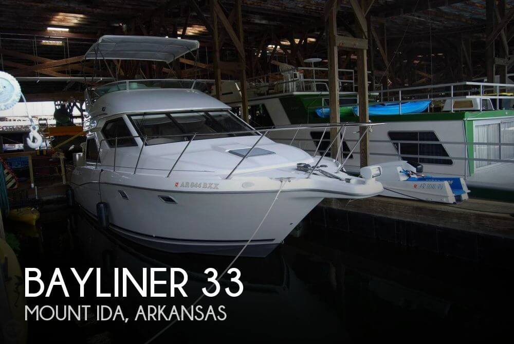 Used Boats For Sale in Fort Smith, Arkansas by owner | 2000 Bayliner 33