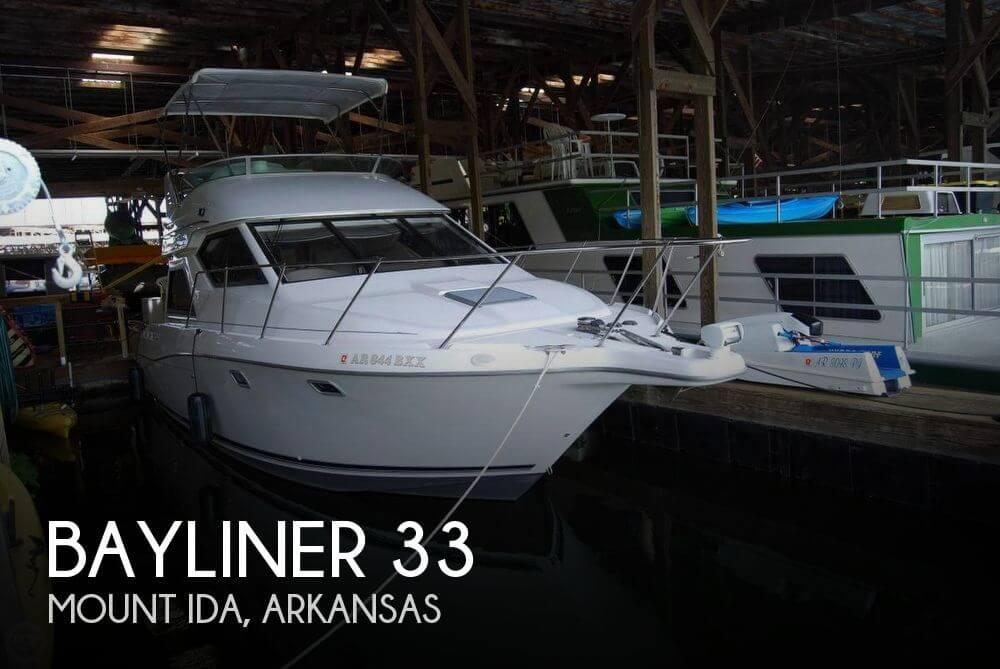 Used Bayliner 33 Boats For Sale by owner | 2000 Bayliner 33