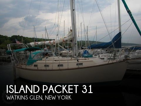 Used Boats For Sale in Syracuse, New York by owner | 1988 Island Packet 31