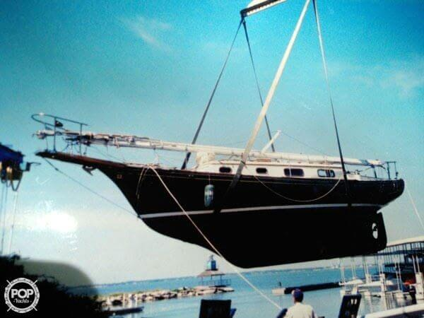 1977 Fuji boat for sale, model of the boat is Ketch 32 & Image # 5 of 28