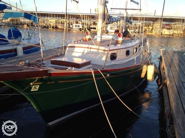 1977 Fuji boat for sale, model of the boat is Ketch 32 & Image # 2 of 28