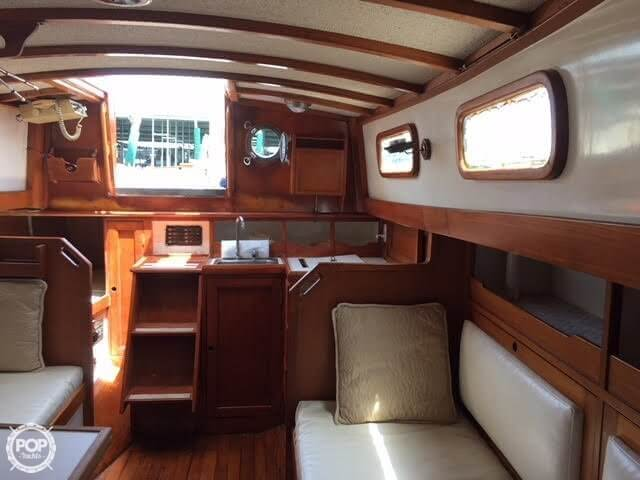 1977 Fuji boat for sale, model of the boat is Ketch 32 & Image # 9 of 28
