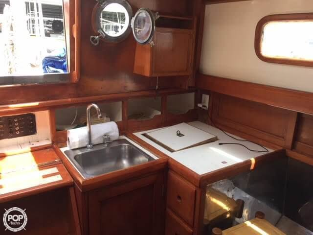 1977 Fuji boat for sale, model of the boat is Ketch 32 & Image # 16 of 28