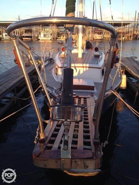 1977 Fuji boat for sale, model of the boat is Ketch 32 & Image # 22 of 28