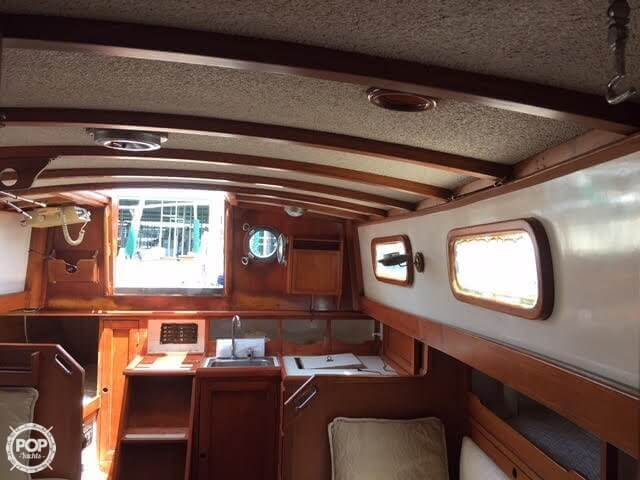 1977 Fuji boat for sale, model of the boat is Ketch 32 & Image # 26 of 28