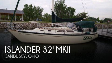 Used Sailboats For Sale in Ohio by owner | 1978 Islander 32