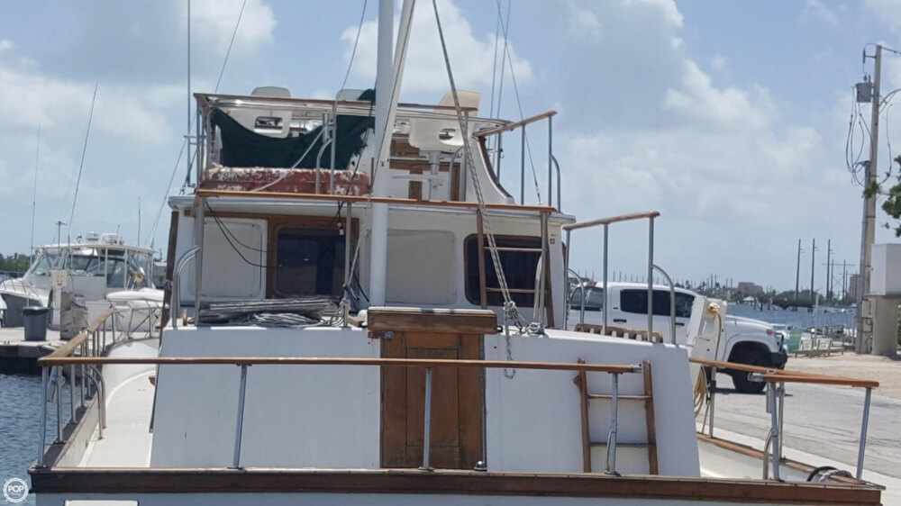 1983 Californian boat for sale, model of the boat is 43 MY & Image # 5 of 40