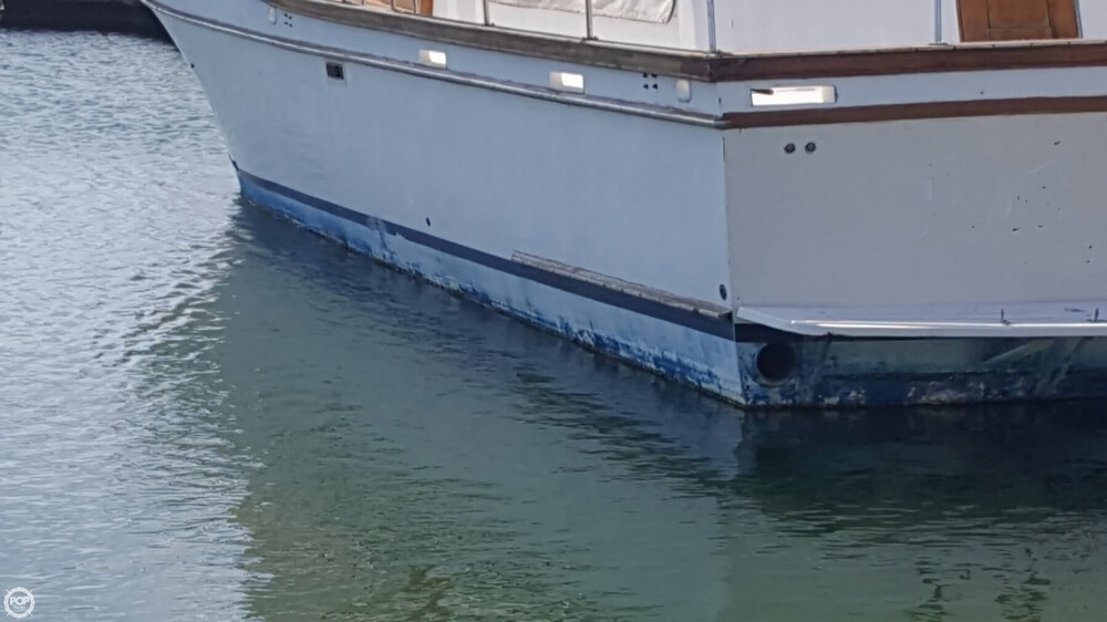 1983 Californian boat for sale, model of the boat is 43 MY & Image # 6 of 40