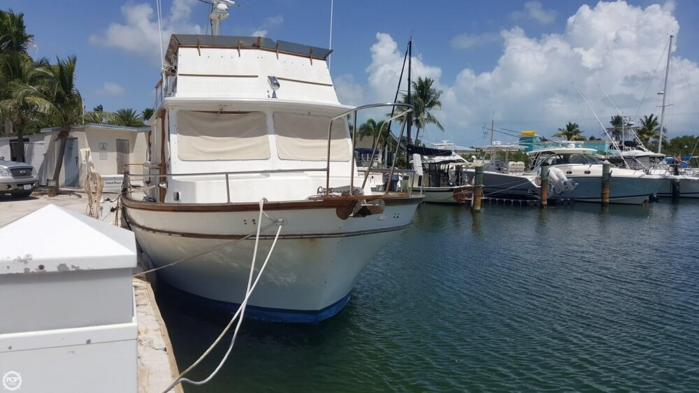 1983 Californian boat for sale, model of the boat is 43 MY & Image # 10 of 40