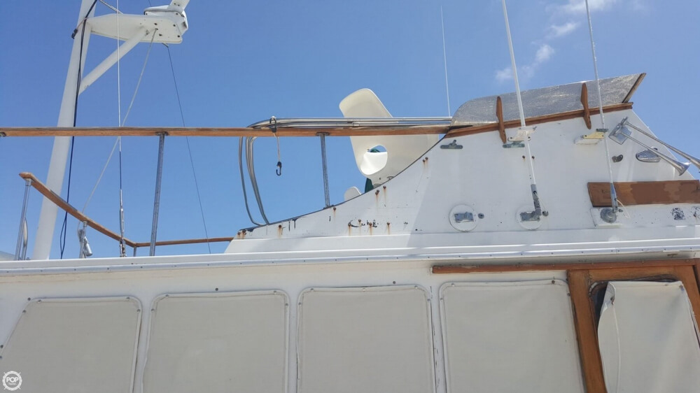 1983 Californian boat for sale, model of the boat is 43 MY & Image # 16 of 40