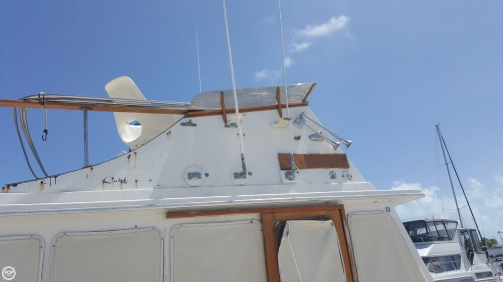1983 Californian boat for sale, model of the boat is 43 MY & Image # 17 of 40