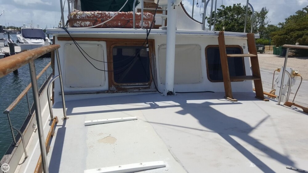 1983 Californian boat for sale, model of the boat is 43 MY & Image # 19 of 40