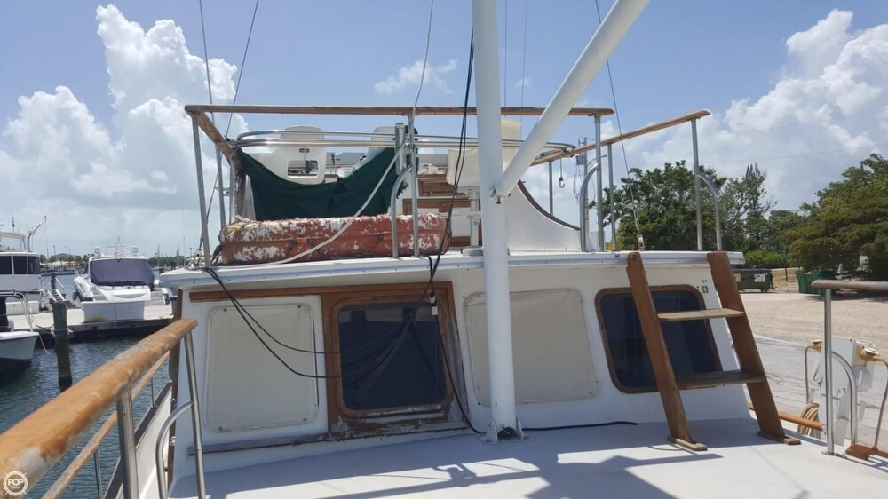 1983 Californian boat for sale, model of the boat is 43 MY & Image # 20 of 40