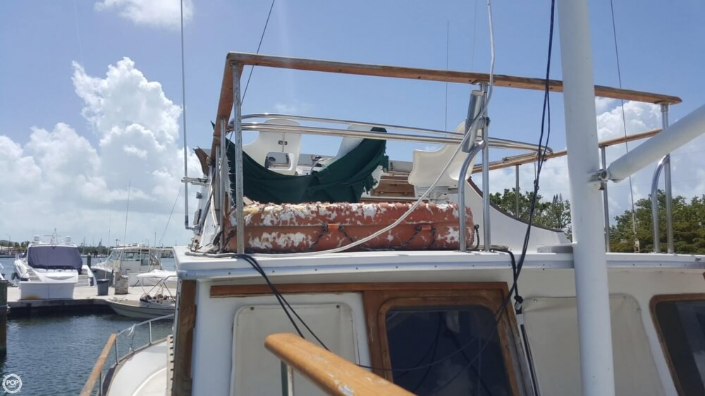 1983 Californian boat for sale, model of the boat is 43 MY & Image # 26 of 40
