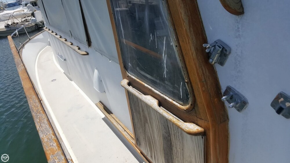 1983 Californian boat for sale, model of the boat is 43 MY & Image # 28 of 40