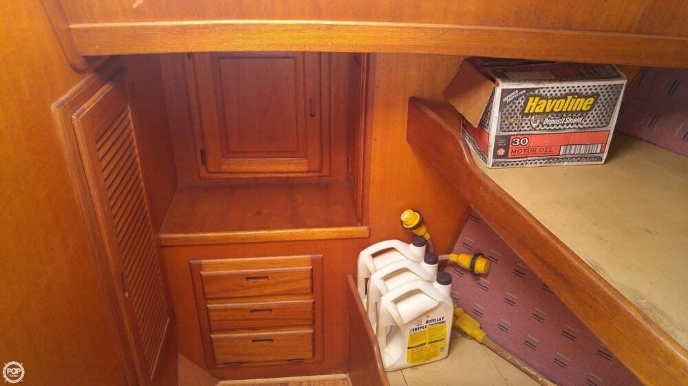 1983 Californian boat for sale, model of the boat is 43 MY & Image # 34 of 40