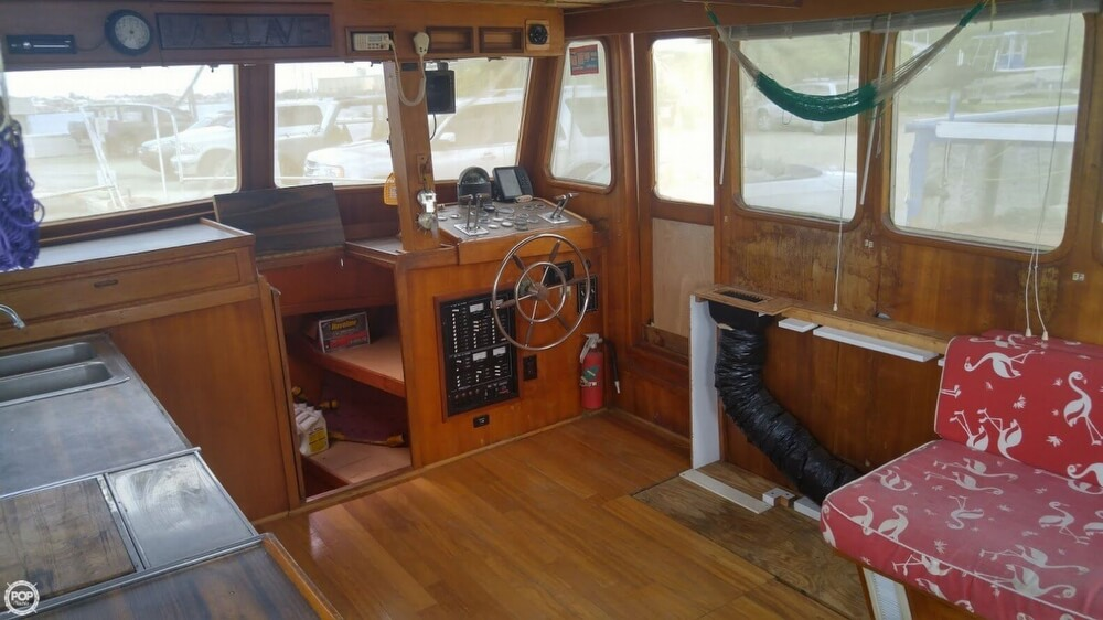 1983 Californian boat for sale, model of the boat is 43 MY & Image # 40 of 40