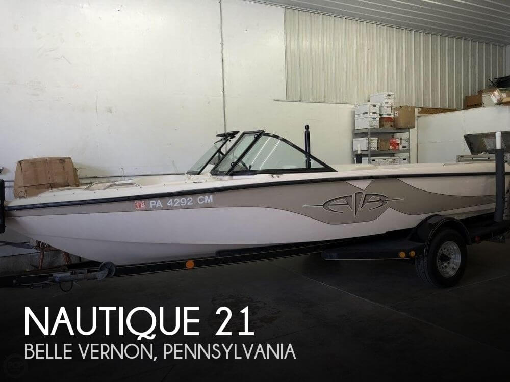 Used Nautique Boats For Sale by owner | 2001 Nautique 21