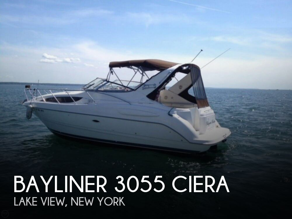 Used Boats For Sale in Buffalo, New York by owner | 2001 Bayliner 31