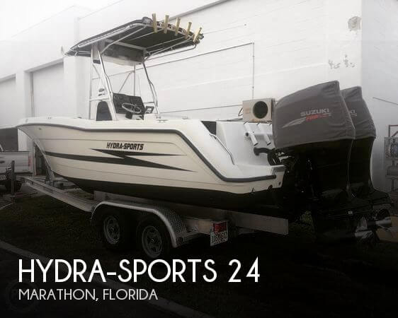 Used Hydra-Sports Boats For Sale by owner | 1998 Hydra-Sports 24