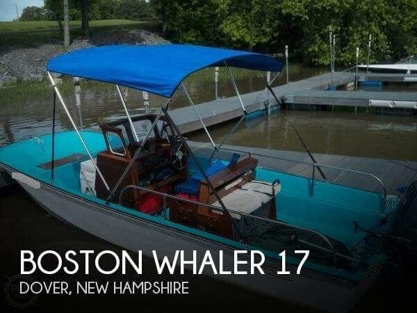 Used Boston Whaler 17 Boats For Sale by owner | 1965 Boston Whaler 17