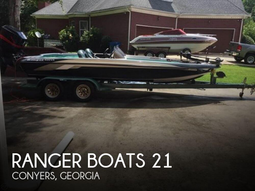 Used Boats For Sale in Macon, Georgia by owner | 2002 Ranger Boats 21