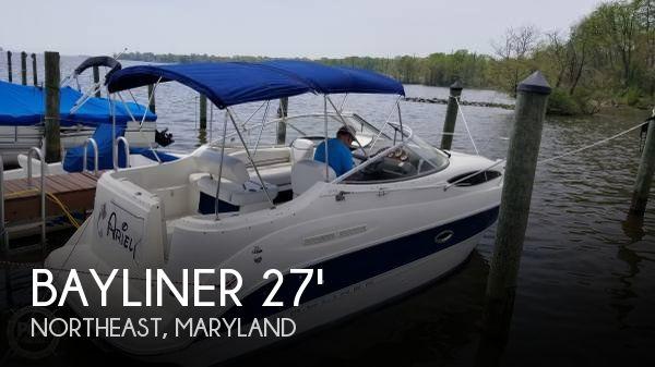 Used Bayliner Boats For Sale in Maryland by owner | 2005 Bayliner 26