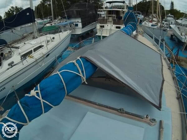 1974 Sea Wolf boat for sale, model of the boat is 45 & Image # 21 of 40
