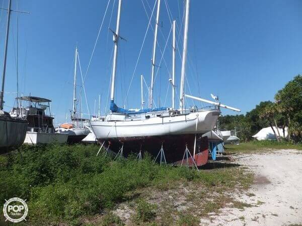 1974 Sea Wolf boat for sale, model of the boat is 45 & Image # 24 of 40