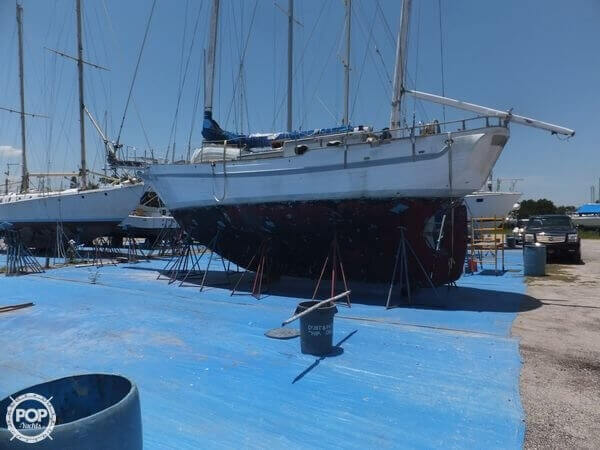1974 Sea Wolf boat for sale, model of the boat is 45 & Image # 22 of 40