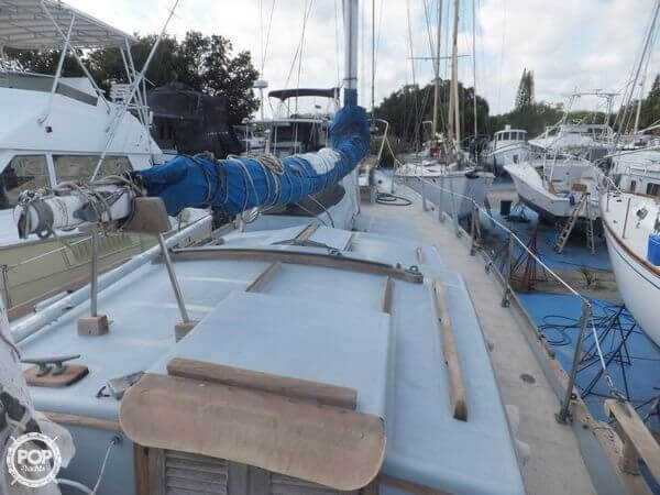 1974 Sea Wolf boat for sale, model of the boat is 45 & Image # 20 of 40