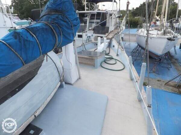1974 Sea Wolf boat for sale, model of the boat is 45 & Image # 19 of 40