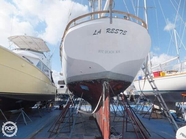 1974 Sea Wolf boat for sale, model of the boat is 45 & Image # 27 of 40