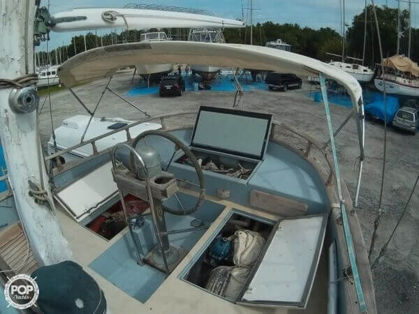 1974 Sea Wolf boat for sale, model of the boat is 45 & Image # 30 of 40