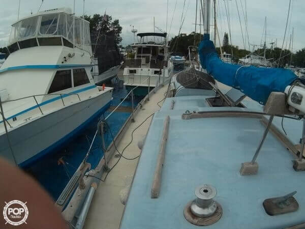1974 Sea Wolf boat for sale, model of the boat is 45 & Image # 16 of 40