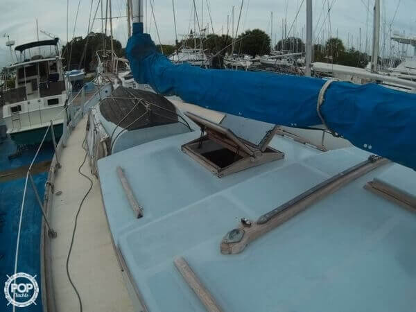 1974 Sea Wolf boat for sale, model of the boat is 45 & Image # 31 of 40