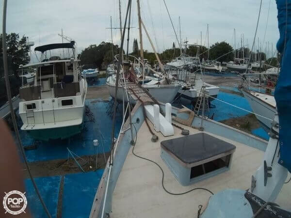 1974 Sea Wolf boat for sale, model of the boat is 45 & Image # 32 of 40