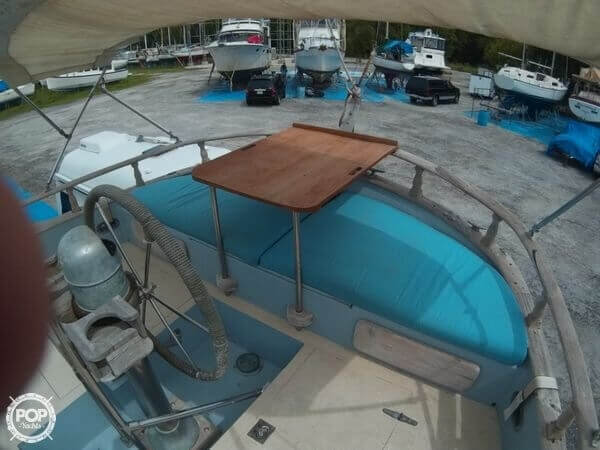 1974 Sea Wolf boat for sale, model of the boat is 45 & Image # 3 of 40