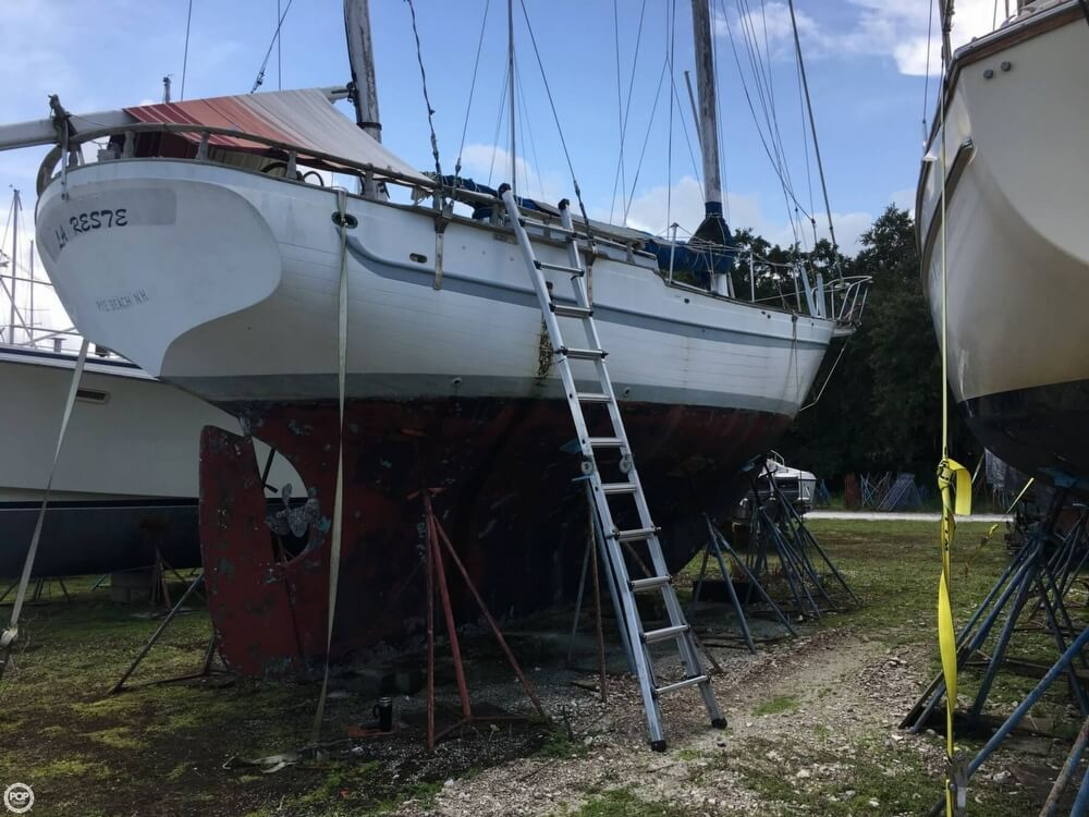 1974 Sea Wolf boat for sale, model of the boat is 45 & Image # 6 of 40