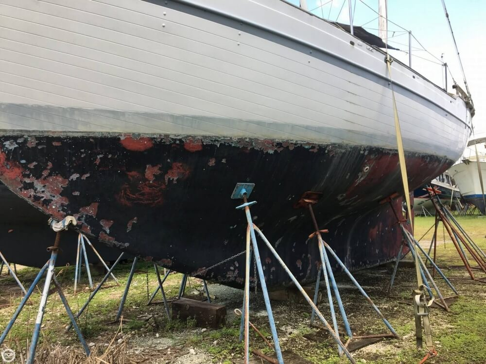 1974 Sea Wolf boat for sale, model of the boat is 45 & Image # 14 of 40