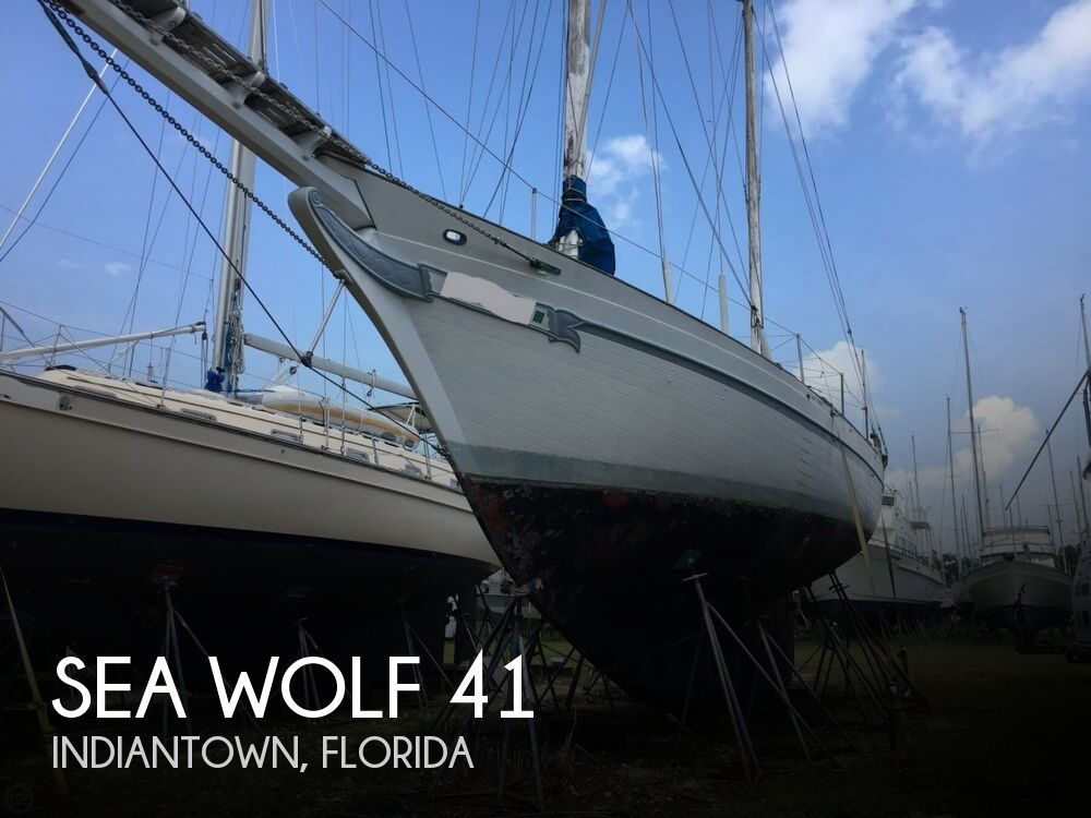 1974 Sea Wolf boat for sale, model of the boat is 45 & Image # 1 of 40
