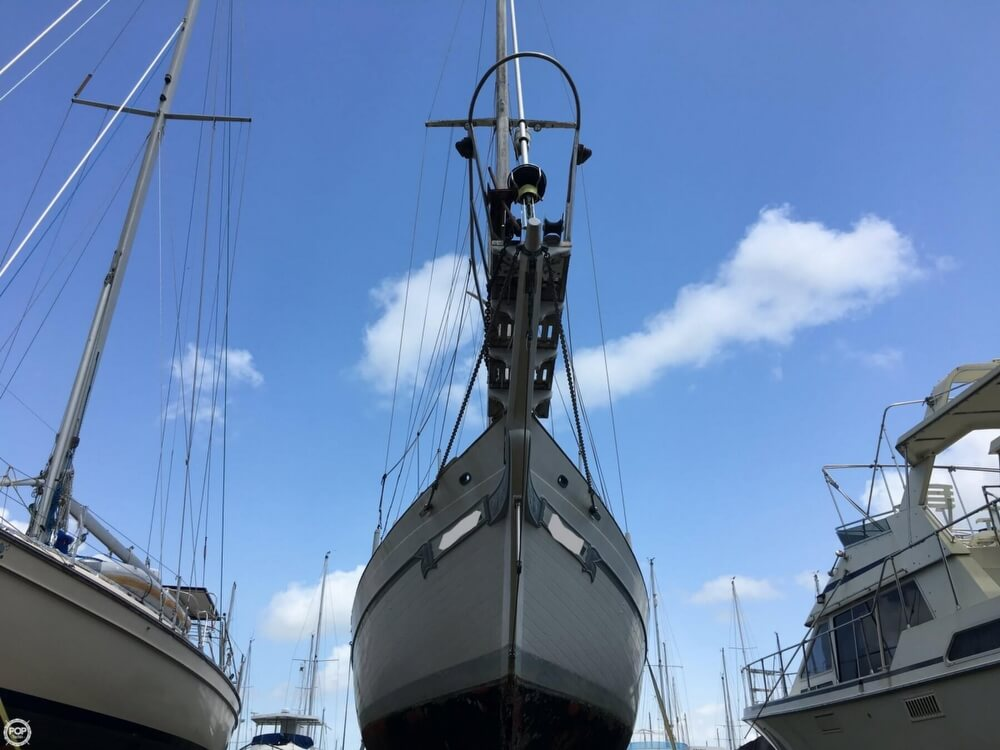 1974 Sea Wolf boat for sale, model of the boat is 45 & Image # 13 of 40