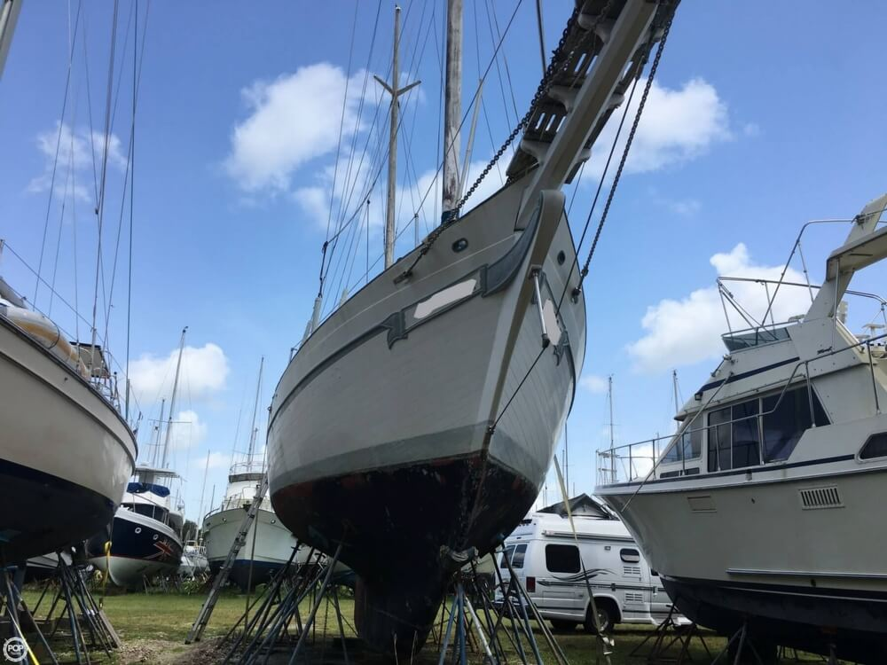 1974 Sea Wolf boat for sale, model of the boat is 45 & Image # 12 of 40