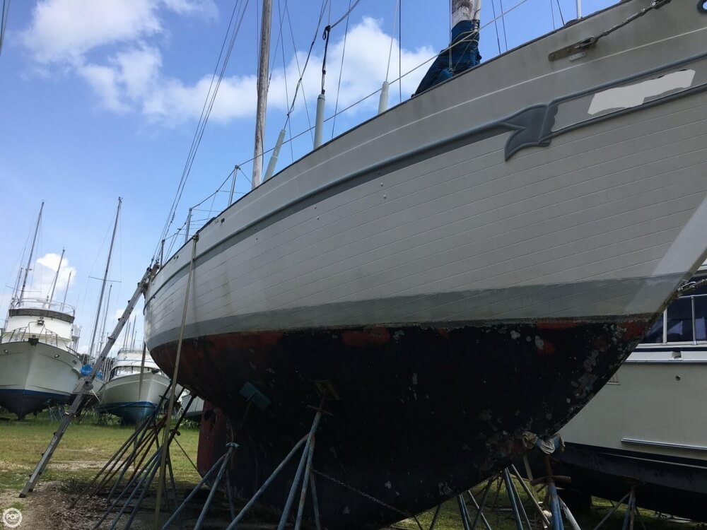 1974 Sea Wolf boat for sale, model of the boat is 45 & Image # 11 of 40