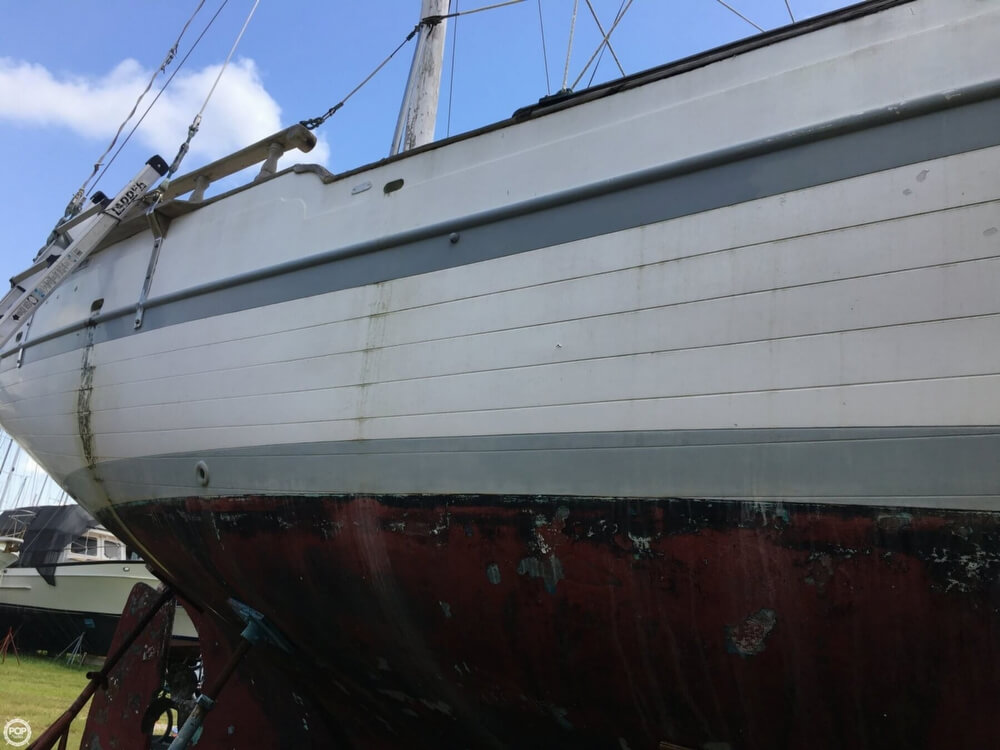 1974 Sea Wolf boat for sale, model of the boat is 45 & Image # 9 of 40