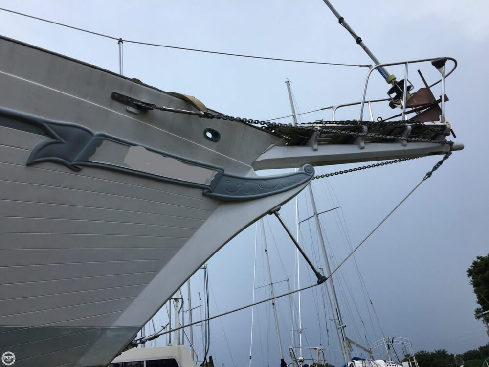 1974 Sea Wolf boat for sale, model of the boat is 45 & Image # 5 of 40