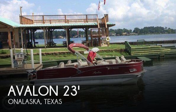 Used Pontoon Boats For Sale by owner | 2015 Avalon 22