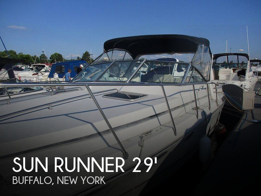 1989 Sun Runner 272 Classic