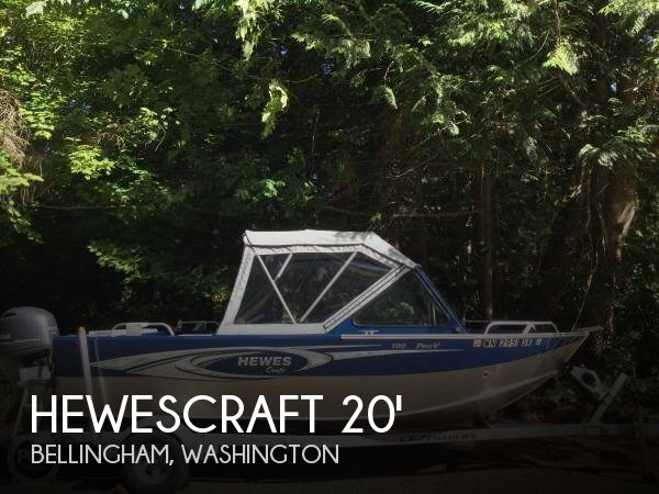 Used HewesCraft Boats For Sale by owner | 2016 Hewescraft 20