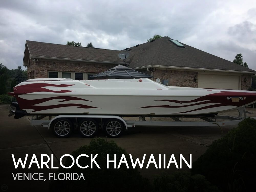 2003 Warlock boat for sale, model of the boat is Hawaiian & Image # 1 of 40